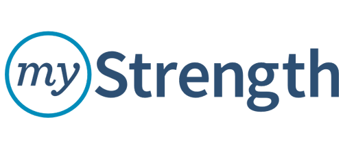 mystrength logo